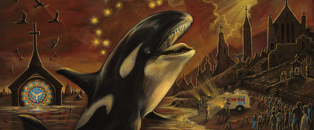 Whale Speaks