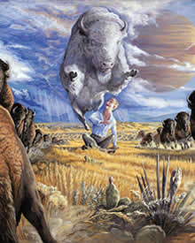 Surrender to the White Buffalo